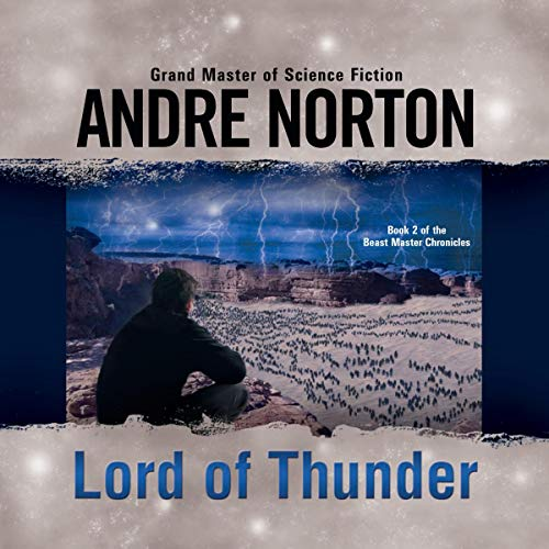 Lord of Thunder audiobook cover art
