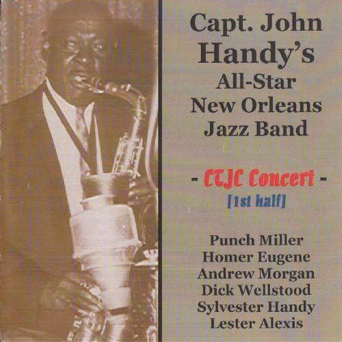 Capt. John Handy feat. Punch Miller, Homer Eugene, Andrew Morgan, Dick Wellstood, Sylvester Handy & Lester Alexis