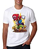 2020 Mario T Shirt Gaming Super Retro Luigi Bros Wario Waluigi Mens Brothers Tshirt - L