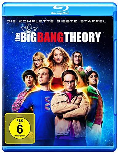 Cover The Big Bang Theory - Die komplette siebte Staffel [Blu-ray]
