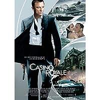 JAMES BOND ジェームズボンド - Casino Royale/ポストカード・レター 【公式/オフィシャル】