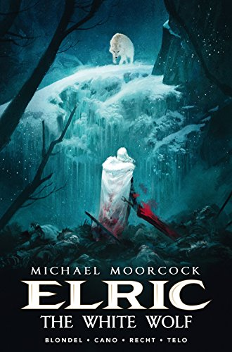 MOORCOCK ELRIC HC 03 WHITE WOLF