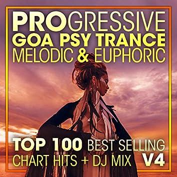 Progressive Goa Psy Trance Melodic & Euphoric Top 100 Best Selling Chart Hits + DJ Mix V4