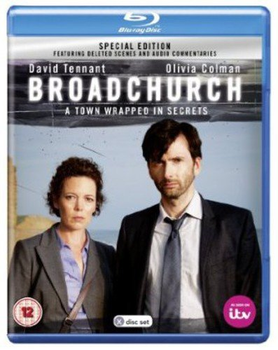 Broadchurch (Special Edition) [Blu-ray] [UK Import]