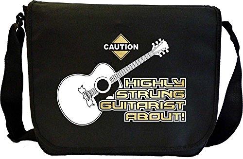 Musicalitee Acoustic Guitar Highly Strung - Sheet Music Document Bag Musik Notentasche