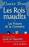 Les Rois maudits, tome 3 - Les Poisons de la couronne