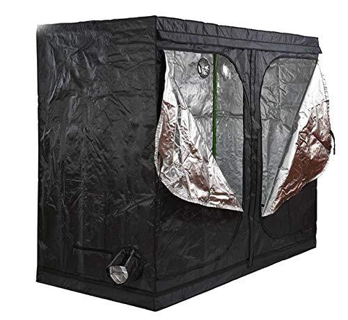 gardeners corner Hydroponics Indoor Growing Tent Grow Bud Box Room (3m x 2m x 2m)