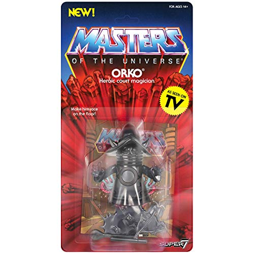 SUPER7 Masters of The Universe Vintage Collection Action Figure Wave 4 Shadow Orko 9 cm