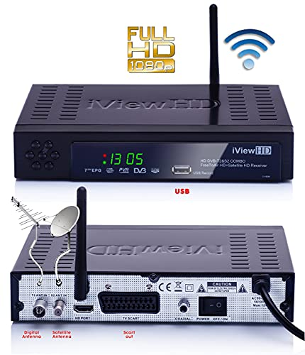 NEW FULL HD Combo Freeview HD + ...