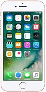 Apple iPhone 7 32gb Rose Gold Liberado de Fabrica (Renewed)