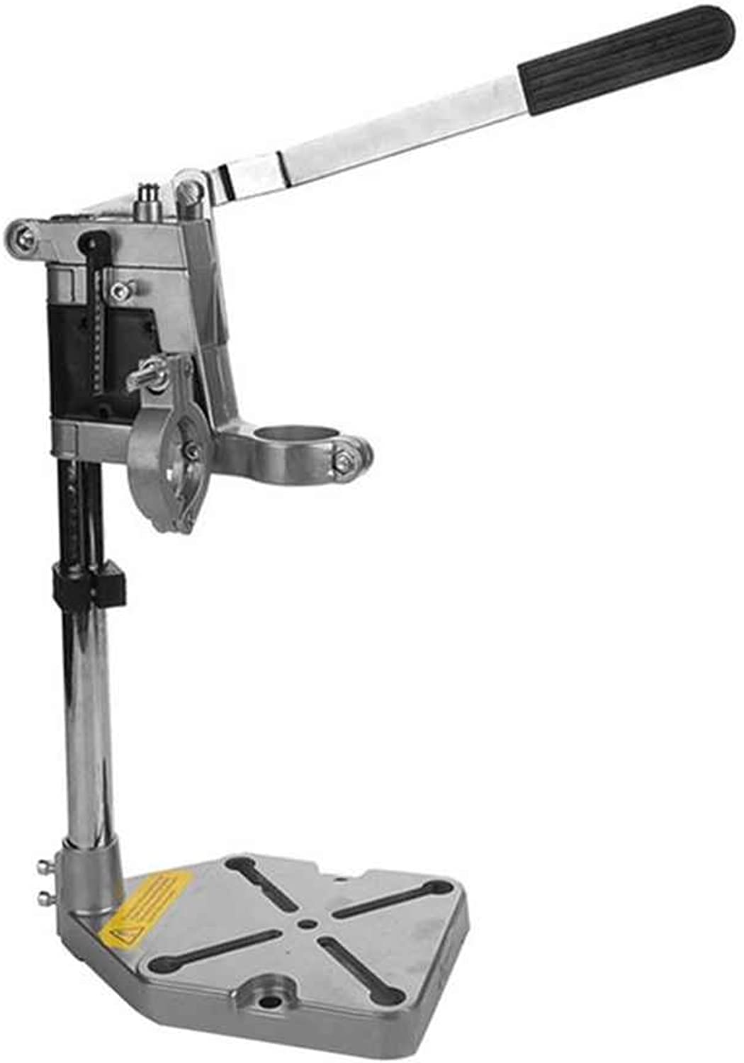 Mengonee Portable Universal Electric Bench Drill Stand Double Clamp Base Frame Drill Holder Stand B07DK66CH7 | Am wirtschaftlichsten