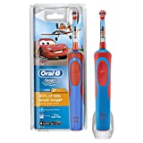Oral-B Stages - Spazzolino da denti elettrico, per bambini, motivo: Cars