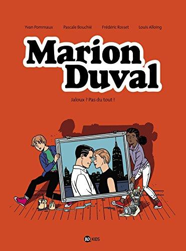 Marion Duval, Tome 25: Jaloux ? Pas du tout !