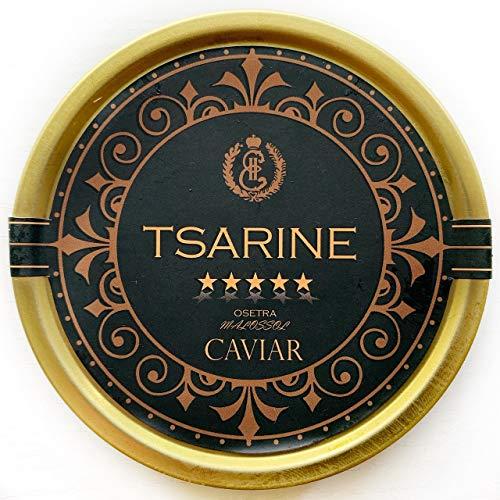 50g Black Caviar | Sturgeon Caviar | Fish Caviar | Malossol Caviar | Brand:...
