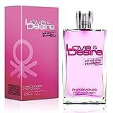 Love&Desire - Parfums à phéromones pour les femmes 100ml