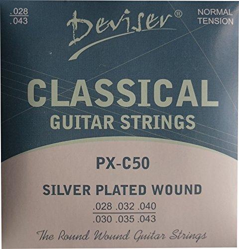 DEVISER klassischen Gitarre Saiten