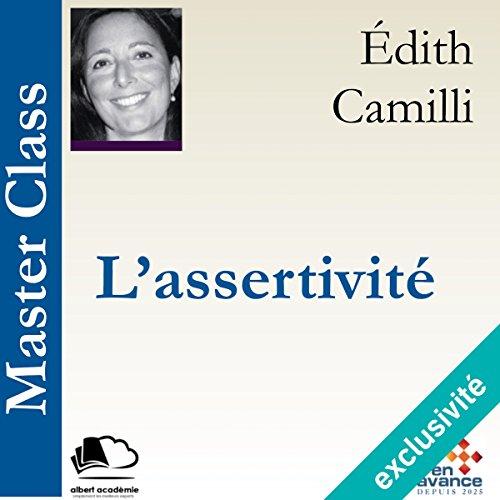 Couverture de L'assertivité (Master Class)