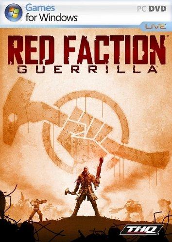 THQ Red Faction: Guerrilla (PC) - Juego (PC, Acción, M (Maduro), DVD)