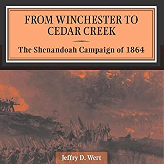 From Winchester to Cedar Creek cover art