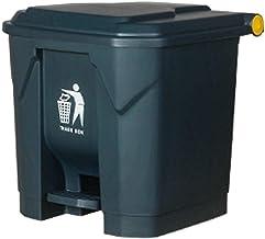 Outdoor Dustbins Bins Recycling Bins,Outdoor Dustbins Plastic Trash Can Medical Waste Storage Garbage Waste Wastepaper Rub...