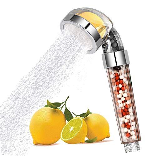 KIODS douche hoge druk waterbesparende douchekop Filter Wand met citrus geur vitamine C verwijderen chloor verzacht hard water douchekop