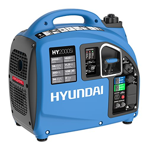 Hyundai HY2000si 2000-watt Portable Inverter Generator