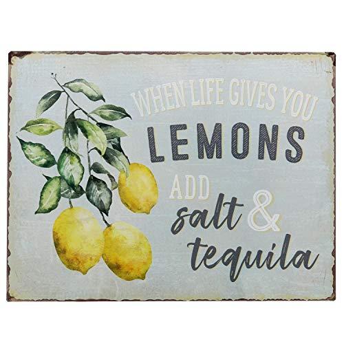 Barnyard Designs When Life Gives You Lemons Add Salt & Tequila