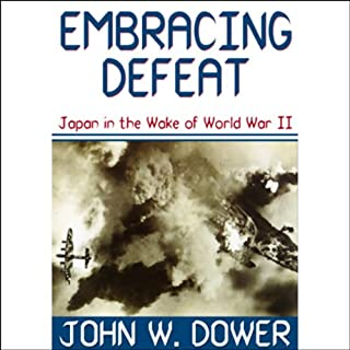Embracing Defeat audiobook cover art