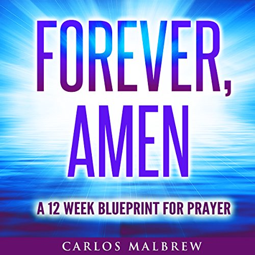 Forever, Amen audiobook cover art