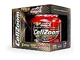 AMIX - Suplemento Deportivo - CellZoom en Formato de 315 g - Ayuda a Potenciar la Fuerza Explosiva - Contiene Creatina Monohidratada y Cafeína - Sabor a Fruit Punch