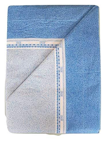 lenzuola irge singolo Completo letto singolo cotone varie fantasie art. Ginevra - IRGE (Azzurro)