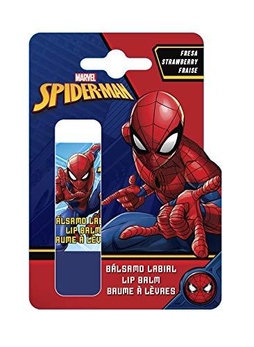 Spiderman Blister Bálsamo Labial 4 g