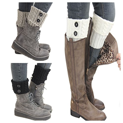 Calcetines de lana para el interior de las botas de Santwo,