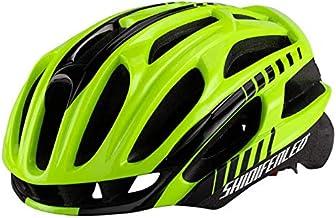 Casco de Bicicleta para Adultos Casco de Ciclismo Unisex Ajustable Casco Bici Ligero y Seguro con Forro Especializado para Ciclismo de Carretera Montaña Motocicleta