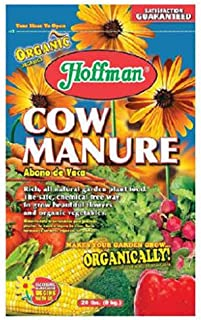 Good Earth Hoffman 21045 Organic Cow Manure 1-1-1 Fertilizer, 20-Pound