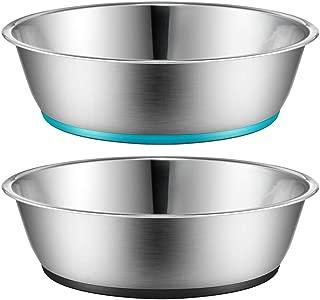 Peggy 11 Light Non-Slip Stainless Steel Dog cat Bowl