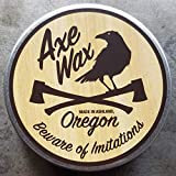 Axe Wax Premium Wood Finish - 2oz (60ml) of Quick-Drying Wax for Protecting and Restoring ...