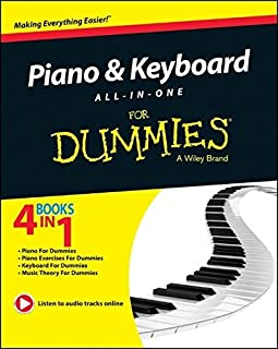 Piano and Keyboard All-in-One For Dummies by Hal Leonard Cor