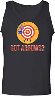 Youth USA Archery Gift,Got Bow?,Archers Graphic,Body Target Sport Vint Tank Top