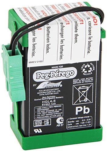 Peg Perego IAKB0025 - Batteria 6V, 4 Ah