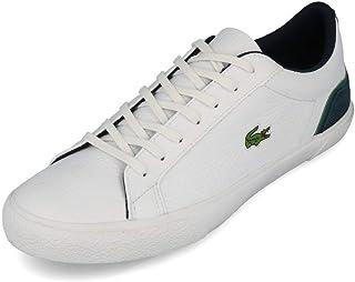 Lacoste Lerond 120 3 CMA Men's Sneakers, White/Navy