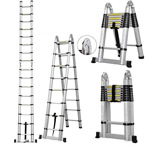 Vlio 5M Telescopic Multi-Purpose Ladder