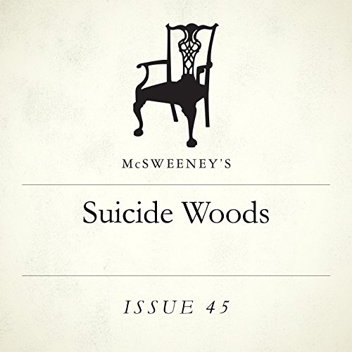 Suicide Woods audiobook cover art
