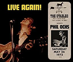 Live Again by Phil Ochs (2014-05-04)