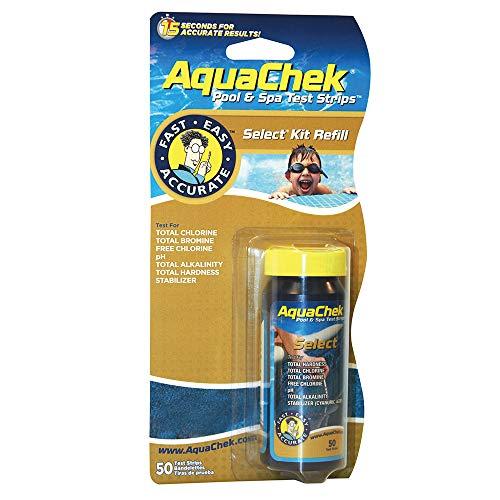 AquaChek Select Refills Bandelettes de Test pour Piscine