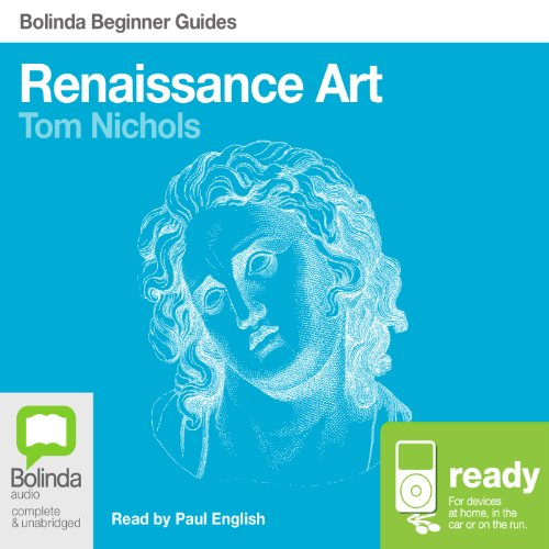 Renaissance Art: Bolinda Beginner Guides audiobook cover art
