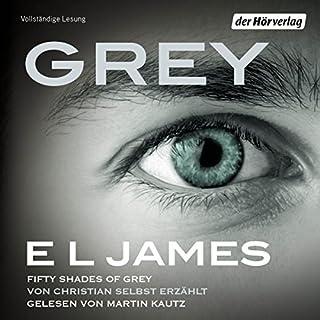 Grey: Fifty Shades of Grey von Christian selbst erzählt Titelbild