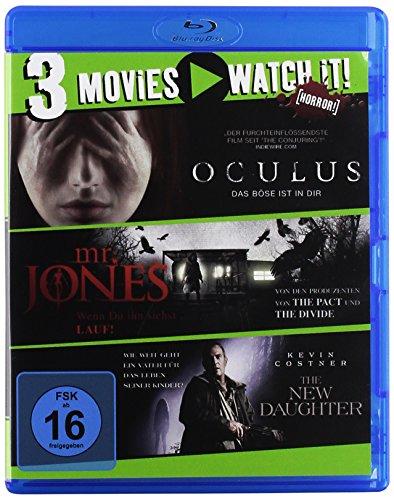 Oculus/Mr. Jones/The New Daughter [Alemania] [Blu-ray]