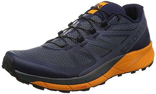 SALOMON Sense Ride Hiking Shoes Mens Sz 10
