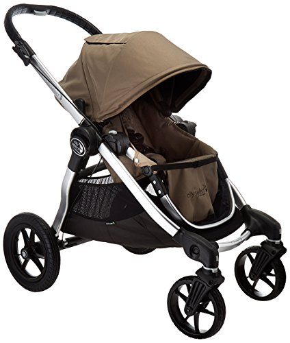 Baby Jogger City Select Stroller - 2016 | Baby Stroller with 16 Ways to Ride,...